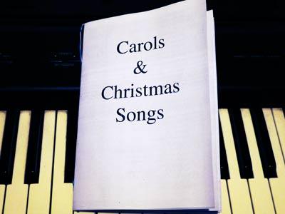 christmas carol printables
