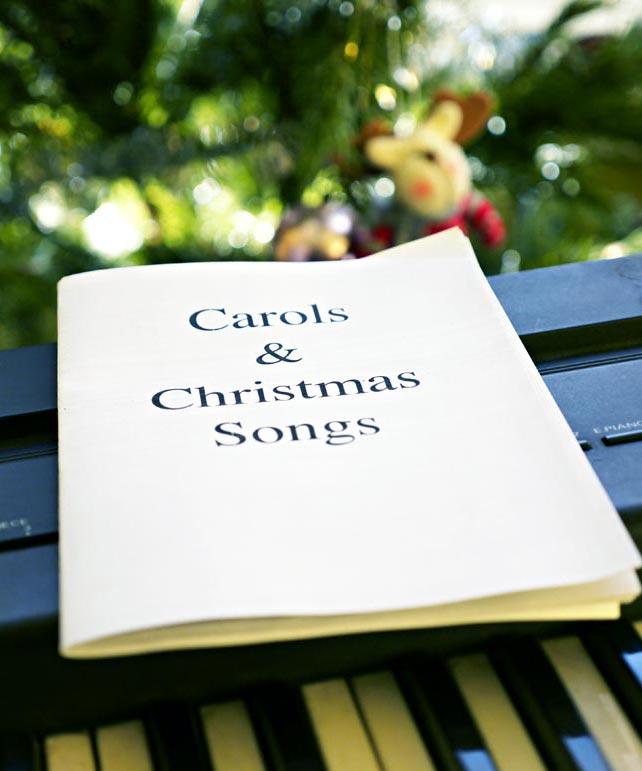 Christmas Carol Booklets